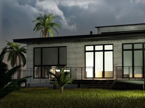 NGA house